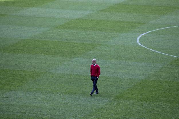 Pepa Guardiolu a ani celú Barcelonu nečaká v Madride ľahký zápas.