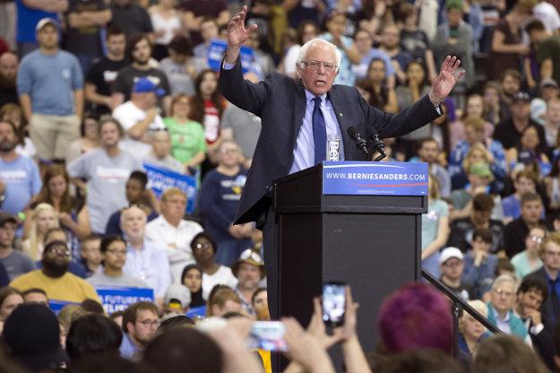 Bernie Sanders to nemá bohviečo, ale vždy lepšie ako republikáni.