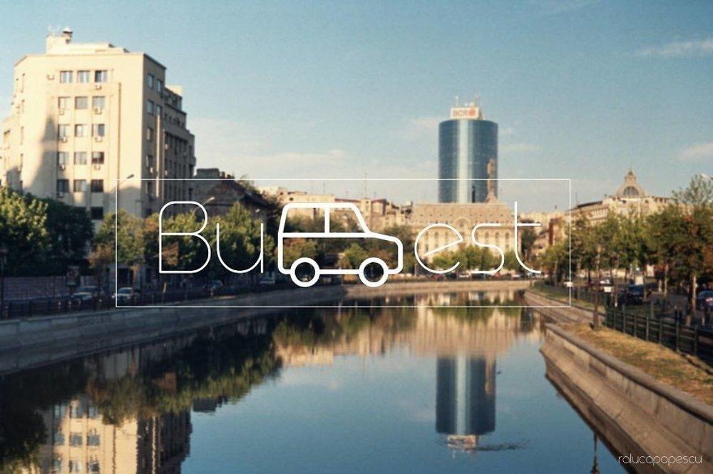 Bukurešť.  angl. Bucharest,  Bu+car(=auto)+est