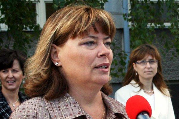 Eleonóra Porubcová by mala kandidovať na predsednícky post v KDH.