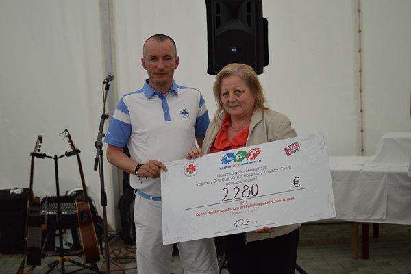 Pre detičky sa vyzbieralo 2280 eur.