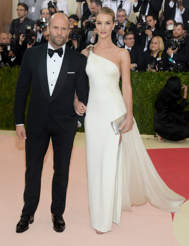 Jason Statham a Rosie Huntington-Whiteley