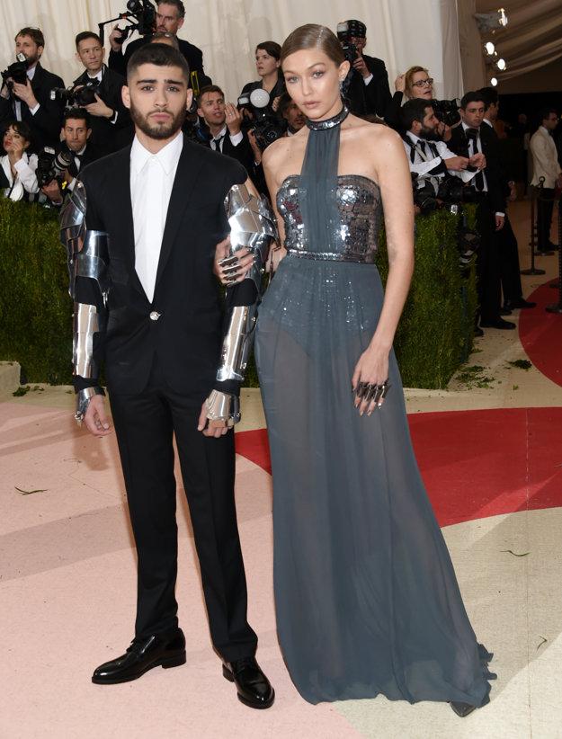 Zayn Malik a Gigi Hadid