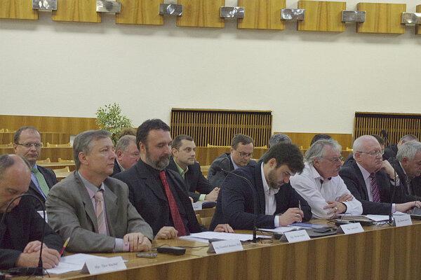 Niektorí poslanci požadovali informácie aj na komisiách či zastupiteľstve.