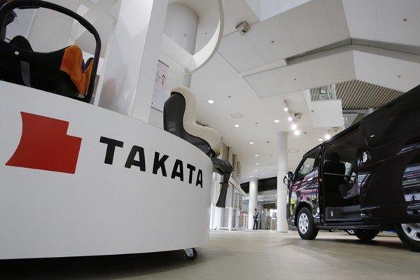 Japonská spoločnosť Takata musí opraviť ďalších minimálne 35 miliónov airbagov.