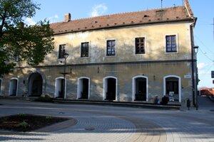 Historická budova Pivár potrebuje obnovu.