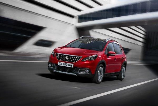 Peugeot zmeral spotrebu modelu 2008 v reálnej premávke