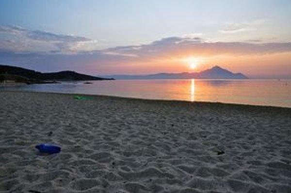 Pláže v regióne Goa sú najvyhľadávanejším cieľom západných turistov.