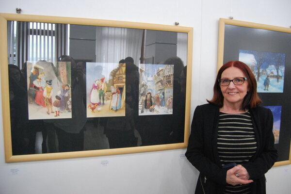 Ilustrátorku Maju Dusíkovú milujú tisíce malých detí.