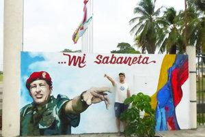 Hugo Chávez stále živý.