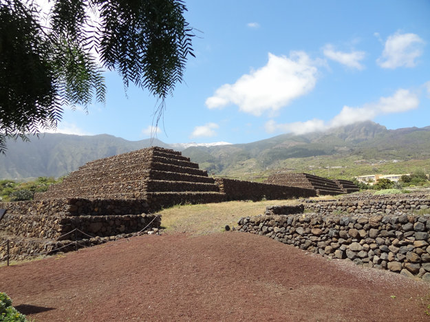 Pyramídy v Guimar na Tenerife pôsobia záhadne a zaujímavo.
