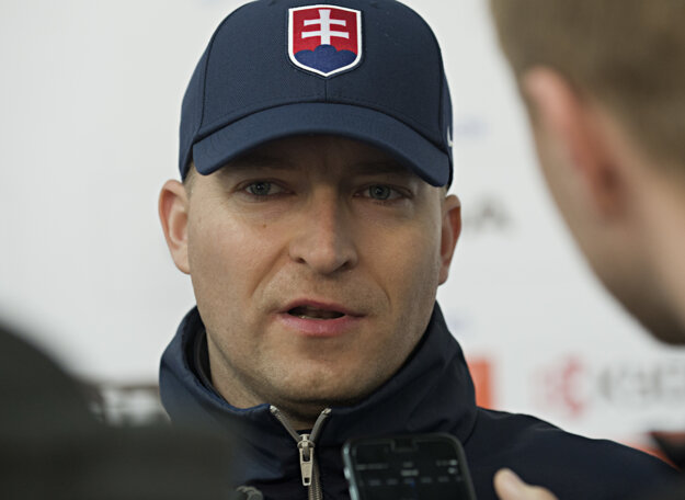 Peter Kosa sa v slovenskom národnom tíme venuje brankárom.