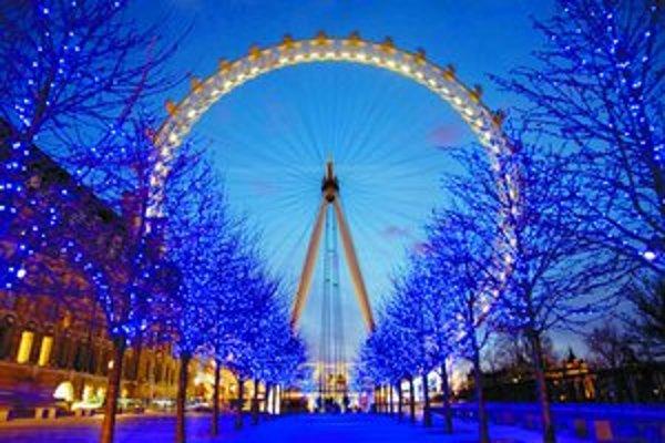 British Airways London Eye.