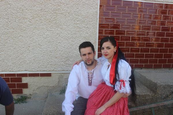 Viktória a Michal tvoria pár šesť rokov.