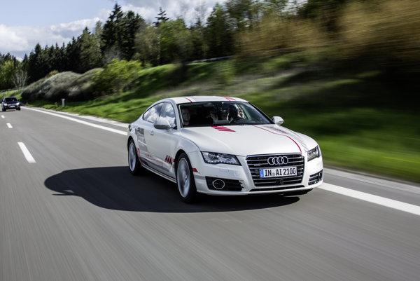 Audi A7 - Jack