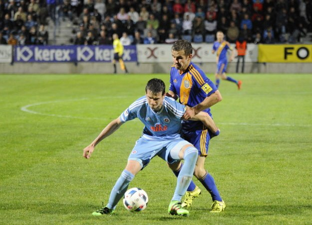 Futbalisti Michaloviec po remíze so Slovanom nemajú istotu zotrvania vo Fortuna lige.