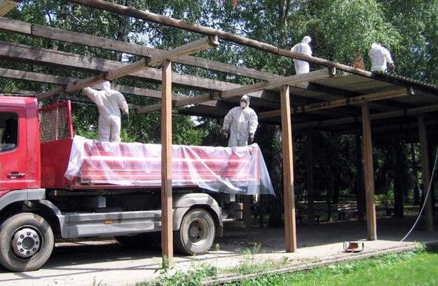 Základná škola Tulipánová, rok 2007.