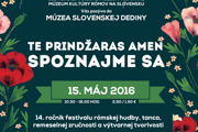 Múzeum kultúry Rómov na Slovensku očakáva návštevníkov v nedeľu od pol jedenástej. Počasie má byť dobré, v areáli skanzenu ponúkajú aj občerstvenie a jedlo.