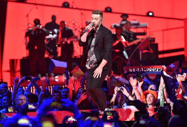 Na pódiu Eurovízie sa nečakane objavila skutočná popová hviezda.