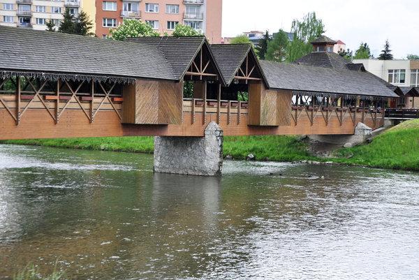 Kolonádny most dostane novú krytinu.