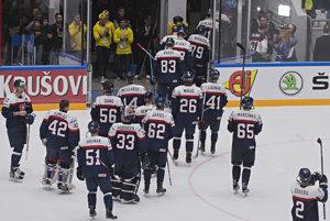 Hokejisti Slovenska opäť skončili na majstrovstvách sveta v základnej skupine.
