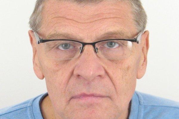 Polícia pátra po 63-ročnom Jánovi Hanzelovi zo Žiaru nad Hronom.