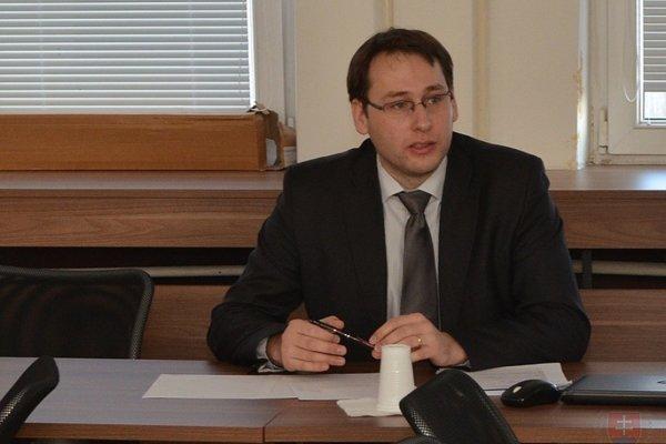 Matej Šiškovič, už bývalý šéf Inštitútu vzdelávacej politiky.
