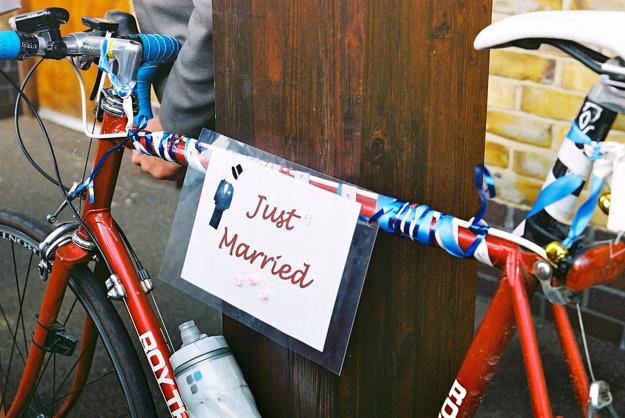 Holandsko ponúka pre svadobnú cestu dobrodružstvo v pedáloch.