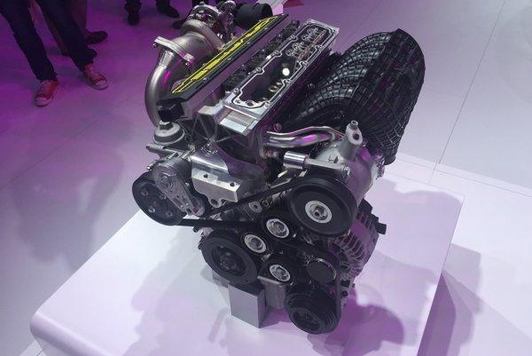 Agregát s technológiou FreeValve predstavil Koenigsegg na pekingskom autosalóne v koncepte Qoros Qamfree