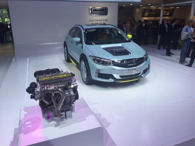 Motor bez vačiek nazvaný Qamfree sa má časom dostať aj do sériových modelov