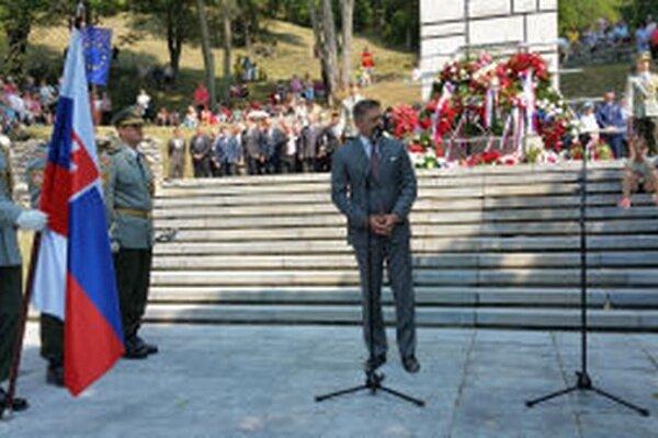 Udalosti v Kališti si pripomenul aj premiér Robert Fico.