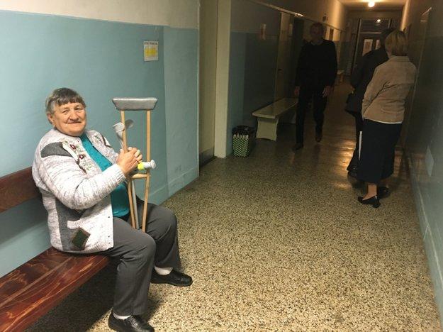 Mária má s nemocnicou dobré skúsenosti.