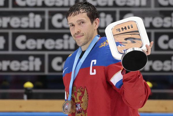 Pavel Daciuk nechýba v nominácii Ruska.