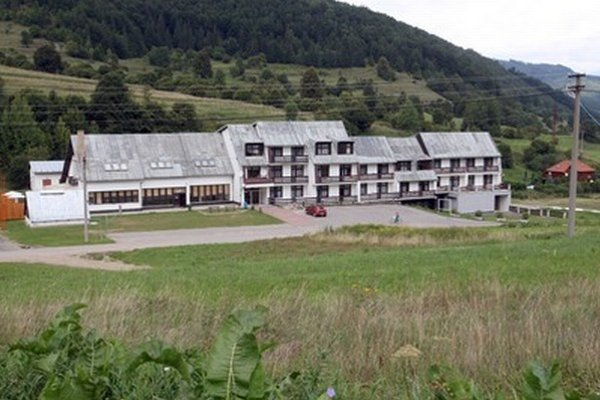 Biatlonový štadión v Osrblí.