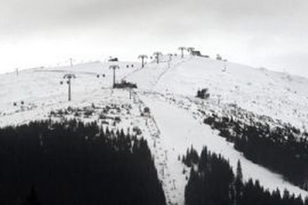 Na Chopku dnes horská služba riešila kurióznu situáciu.