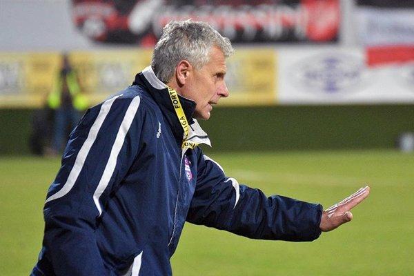 Tréner Libor Fašiang môže odísť zo Zlatých Moraviec so vztýčenou hlavou, pretože mužstvo sa udržalo v najvyššej súťaži.