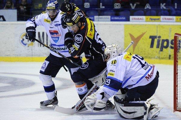 Hokejisti Martina sa v uplynulej sezóne predstavili aj v play-off. Vo štvrťfinále nestačili na neskoršieho majstra HC Košice.