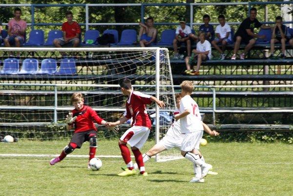 Finálové turnaje sa odohrajú v areáli FC Nitra.