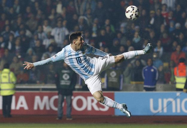 Lionel Messi bude najväčšou hviezdou Copa América.