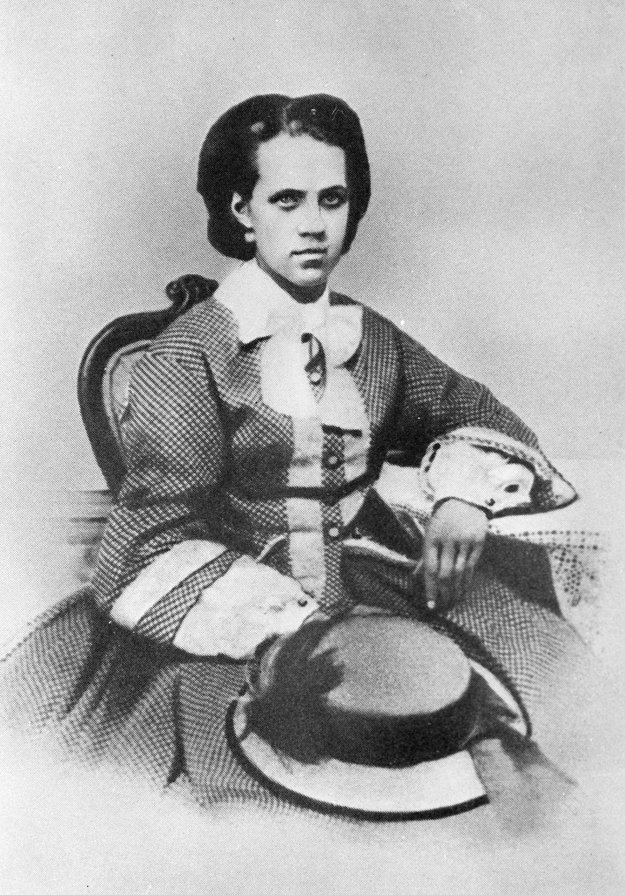 Anna Grigorievna Dostojevská.