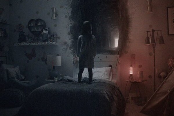 PARANORMAL ACTIVITY: THE GHOST DIMENSION.