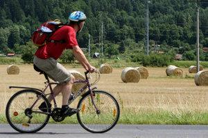 Zvolenčan prišiel o bicykel. Ilustračné foto.