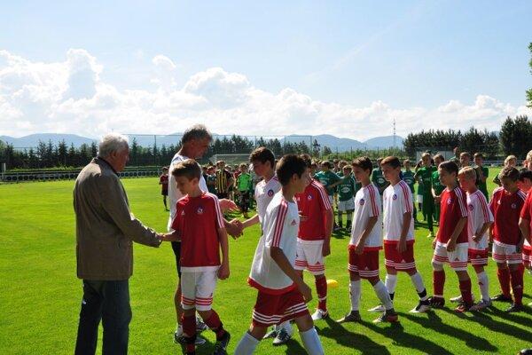 Trenčania vyhrali západoslovenskú skupinu 1. ligy mladších žiakov do 12 rokov.