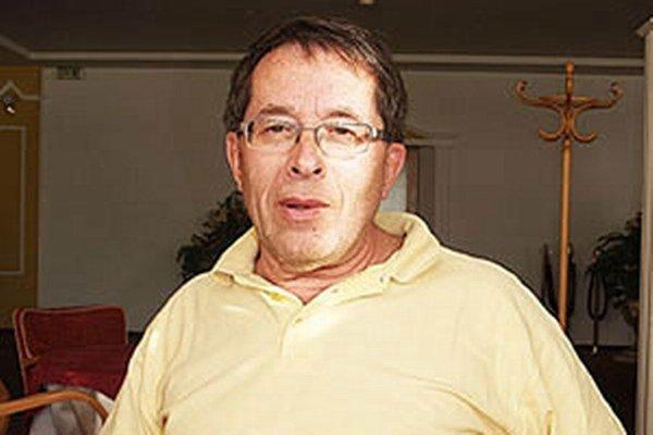 Dušan Rybár.