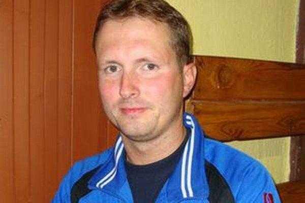 Jaroslav Adámek, predseda STK Lučenec/Kalinovo.