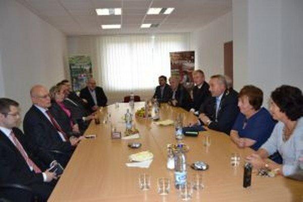 Veľvyslanec Ruskej federácie Alexey Leonidovič Fedotov navštívil Turzovku.