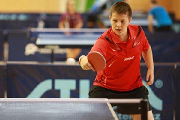 Samuel Cyprich skončil na výbornom 4. mieste.