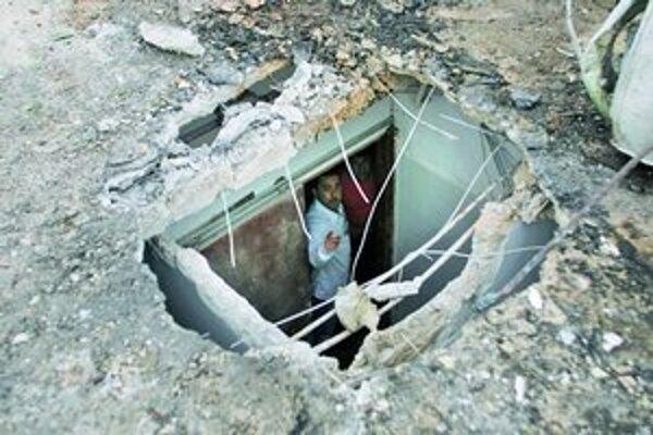 Izrael riešil libanonský útok v meste Naharíja.