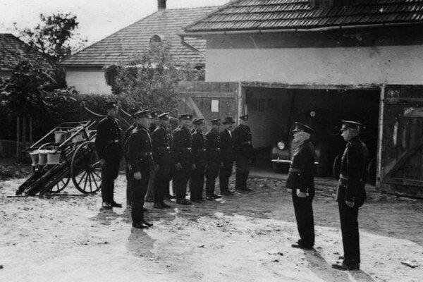 Dobrovoľní hasiči začínali v Bátovciach pred viac ako sto rokmi.