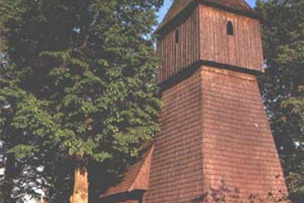 Kostolík v Hervartove patrí medzi najstaršie drevené sakrálne stavby rímskokatolíckej cirkvi na svete.